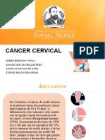 Cancer Cervical Grupo 3