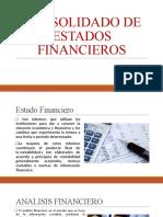 BCP Consolidado de estados financieros