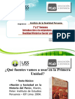 analisis realidad peruana