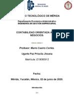 PROCEDIMIENTOS PARA EL REGISTRO DE MERCANCÍA