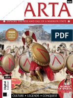 All About History Book of Sparta