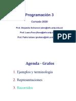 Prog 3 -2020-Clase 15 -Grafos_Parte I Bis (Recorridos).pdf