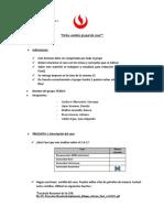 Ficha de análisis grupal CASO ASHANINKAS