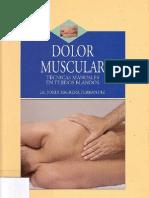 (Masaje) - Dolor Muscular Tecnicas Manuales en Tejidos Blandos