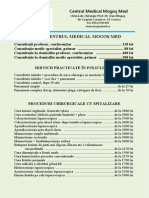 Oferta Mogos Med