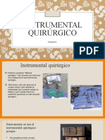 Instrumental quirúrgico FINAL