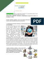 Ciencia y tecnología cd