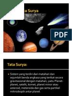 Sistem Tata Surya