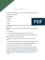 Farmacognosia II respostas do questionário