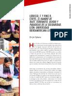 """Reseña del libro """"El Hambre de Haití"""" de Fabrizio Lorusso y Romina Vinci (ed. Ibero León)"""