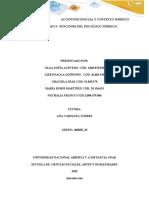 Paso 3 - Funciones del psicólogo jurídico