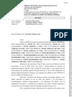VIGNIS S-A, decisão judicial do dia 07-06-2018 que deferiu o pedido de recuperação judicial - 13-06-2018
