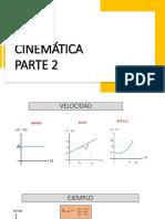 conceptos basicos cinematica - 2