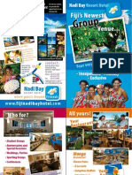 Fiji Nadi Bay Hotel Groups Brochure