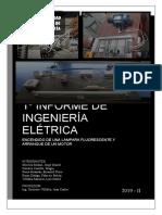 1er Informe de eléctrica terminado