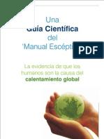 SkepticalScience.com - Guía científica del 'Manual Escéptico', La evidencia de que los humanos son la causa del calentamiento global