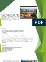 Tapijulapa - Maestría turismo - ESPAM