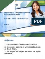 Aula 04 - EAD e o Sistema UAB.pdf