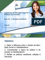 Aula 03 - O projeto neoliberal .pdf