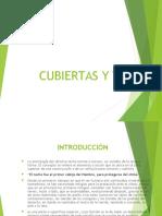 CUBIERTAS Y TECHOS arquitectura
