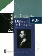 Problemas de cálculo diferencial e integral.pdf
