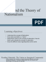 Lecture 2 Rizal and the Theory of Nationalism (a)