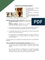 LA ADOPCION y legitimacion en el Derecho romano