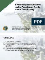 4. Pedoman Persetujuan Substansi RTR.pptx