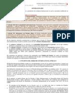 Derecho Internacional Público I-Primera Unidad