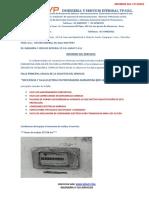 informe 003 17112018 perforadora (RAM PERU)
