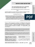 La Pensión de Ascendientes en El Sistema Nacional de Pensiones - Autor José María Pacori Cari