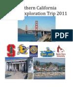 Bay Area Trip 2011 Documents