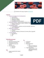 (6) Falla Medular