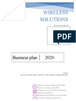a market plan and strategy new