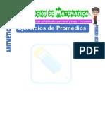 Ejercicios-de-Promedios-para-Primero-de-Secundaria