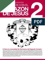 DE JESUS CORAZON2 CAMINAMOS CON EL. II. Nace la comunidad de Hermanos del Sagrado Corazón