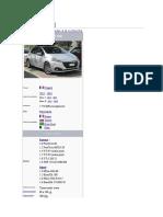 Peugeot 208 I