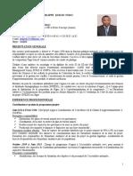 CV actualisé juin 2020 PDF