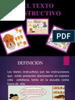 LOS TEXTOS INSTRUCTIVOS.pptx