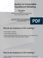 9.Intro to CGE Model