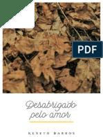 Desabrigado Pelo Amor - Keneth Barros(Oficial)