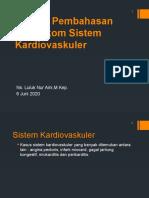 Review Pembahasan Soal Ukom Sistem Kardiovaskuler