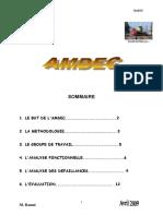 rapport AMDEC
