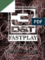 Manual 3d&t Fastplay 3