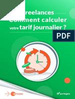 Comment calculer votre tarif journalier