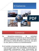 EL COMERCIO Y TIPOS
