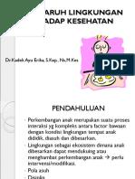 12. Pengaruh lingkungan terhadap kesehatan anak.pdf