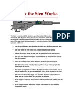 How the Sten Works