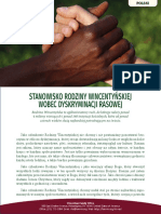 [Polski] Stanowisko Rodziny Wincentyńskiej wobec dyskryminacji rasowej