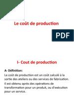 cout de production pptx.pptx